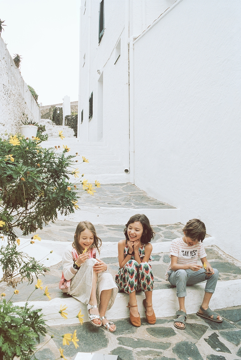 Zara kids summertime